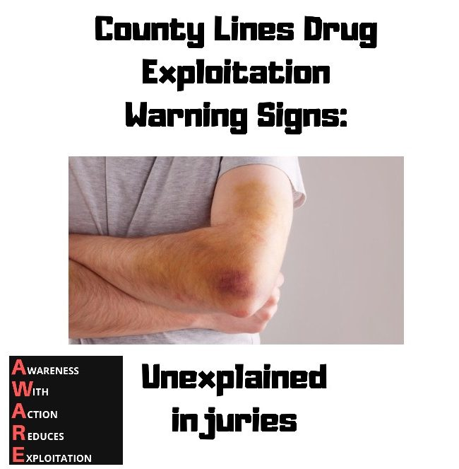 AWARE Campaign: County Lines